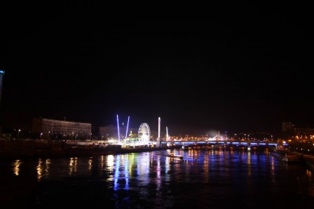 Rouen, novembre 2013 : la foire Saint-Romain